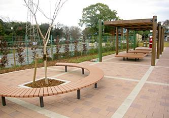 熊本市動植物園 休憩所